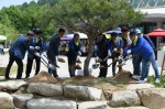평창 평화도시 선포기념 효석문학의 숲 걷기