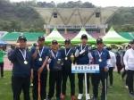 홍천군 생활체육 전국게이트볼대회 남자부 우승