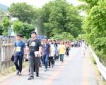 홍천군장애인복지관 거북이 마라톤 대회