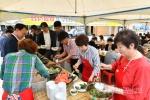 정선 여성농업인들 일일식당으로 행복나누기