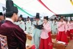 성년의 날 맞아 홍천 전통 관·계례식 개최