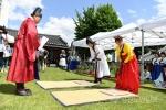 원주향교서 외국인 유학생 대상 전통 성년례 개최