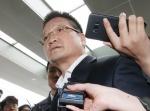 '김학의 의혹' 윤중천 강간치상 혐의 구속영장 재청구