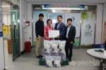 국민건강보험공단 강릉지사, 어르신들 위해 쌀 26포 전달