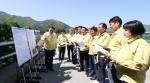 도의회 농림수산위 인제 산불피해 점검