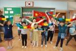 고성 도학초 지구촌 문화축제