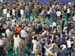 육군7사단 상승칠성부대 신병교육 수료식