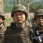 황교안 한국당 대표 철원 GP 철거현장 방문