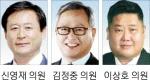신영재 '베스트 도의원' 1위 선정