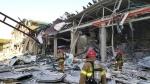 강릉 과학산단 공장서 수소탱크 폭발 2명 사망