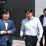 최문순 화천군수 1심서 징역 8개월·집행유예 2년 '당선무효형'