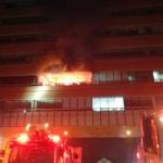 대전 카이스트 문지캠퍼스서 폭발…화재진압 소방관 2명 화상