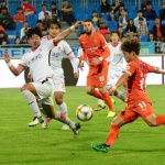강원FC,제주유나이티드에 0-1 패…리그 4연승 좌절