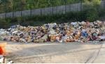 홍천국토관리사무소 관할 국도변 쓰레기 몸살