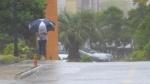 한라산 400㎜↑ 폭우…제주공항 140여편 결항·지연