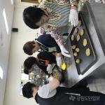 영월군자원봉사센터 다빈쿠키봉사회, 쿠키 만들기 봉사활동