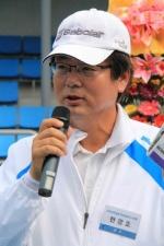 [인터뷰] 한광호 소양강배 테니스 준비위원장