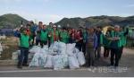 철원 갈말읍 새마을지도자협 환경정화 활동