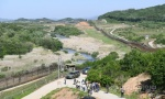 철책따라 흐르는 역곡천 '철원 DMZ평화의 길'