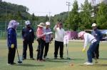 화천군노인회지회장기 골프대회