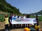 농신보 원주권역센터 일손돕기