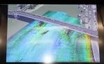 헝가리 당국, 소나로 침몰 유람선 현 상태 재현한 이미지 공개