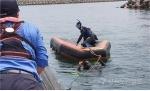 동해해양경찰서, 선박전복사고 대비 훈련