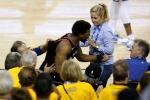 NBA, 경기 중 상대 선수 밀친 구단 임원에게 벌금 6억원