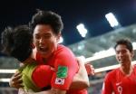 [U20월드컵] 한국, 승부차기 끝에 세네갈 꺾고 36년 만에 4강