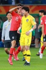 [U20월드컵] 눈부신 선방으로 4강행 이끈 골키퍼 이광연