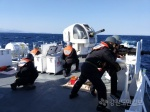 속초해경 동해상서 해상종합훈련 실시