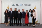 베트남 달랏시 대표단 춘천방문