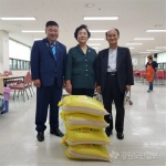 사북읍 경로식당 후원의 손길 잇달아