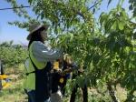 산불피해지 범농협 피해복구 지원