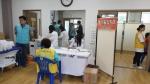 홍천 동면 어르신 대상 의료봉사