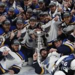 '꼴찌의 대반란' NHL 세인트루이스, 창단 첫 우승