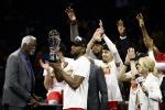 왕조 무너뜨린 '포커페이스'…레너드, NBA 챔프전 MVP