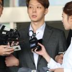 """박유천에 징역 1년6월 구형…""""큰죄 지었다"""" 눈물의 최후진술"""