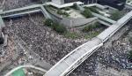 홍콩, 16일 '송환법' 저지 100만명 '검은 대행진' 시위 예고