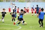 양양종합운동장서 유소년축구대회 개최