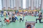 동해시천곡동10통 한마음가족 체육대회 개최
