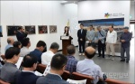 영월문화재단, 유명 보도사진가 초청 간담회