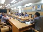 평창군 지역물품 구매 기업체 간담회 개최
