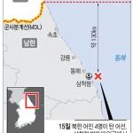 """""""삼척항 정박한 北 어선 112신고로 확인""""…구멍 뚫린 해상 경계"""