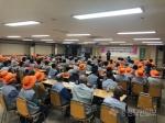 동산노인복지센터 교육