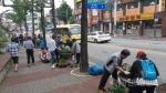 후평3동 주민 꽃 심기
