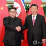 시진핑-김정은, 평양서 북중 정상회담 진행