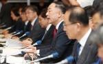 """정부, 올 성장률목표 2.5% 이하로 하향조정 검토…""""내년엔 개선"""""""