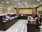 횡성교육발전자문위 회의