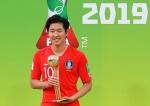 U-20 월드컵 준우승 태극전사에 포상금 2천여만원 '균등' 지급